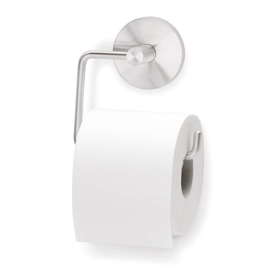 Blomus 68397 PRIMO Wall Mounted Toilet Paper Holder for Narrow Rolls Only koosis statistics 2ed paper only