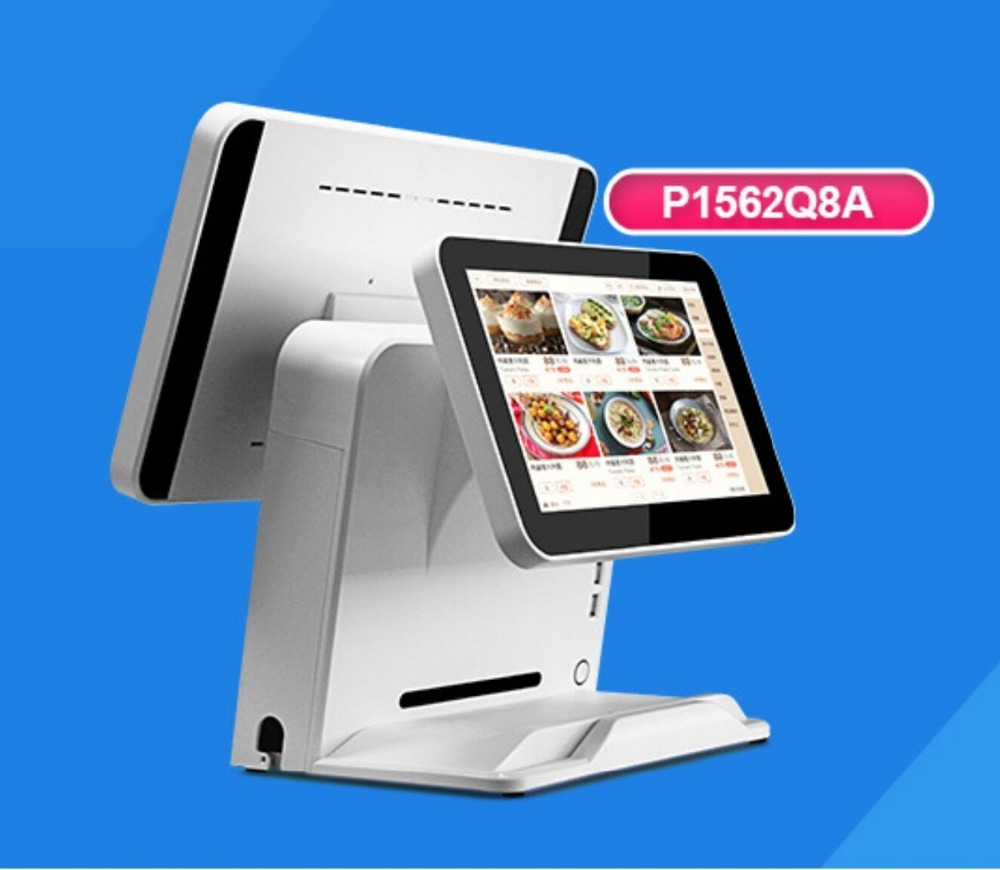 15.6 Inch WIFI Android Tablet PC With 1920*1080 Resolution For POS System