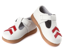 Boys shoes T-strap and buckle genuine leather soft 2015 spring autumn new in stock durable for bebe meninas first walker
