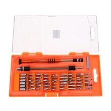 58 en 1 Destornillador Magnético Kit para PC de la Tableta Del Teléfono Móvil de Reparación de Mini Kit de Herramientas de Reparación de Electrónica