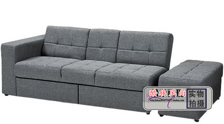 European modern fabric sofa small apartment with a sofa bed storage drawers Japanese fabric folding sofa bed-in Hotel Sofas from Furniture on Aliexpress.com ...  sc 1 st  AliExpress.com & European modern fabric sofa small apartment with a sofa bed storage ...