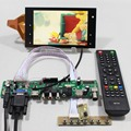 TV PC HDMI CVBS RF USB AUDIO driver Board 5.6inch HV056WX2 100 1280x800 lcd