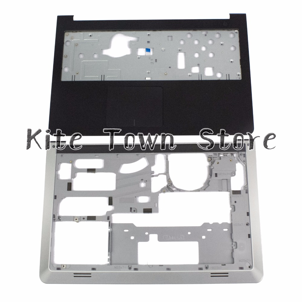 New Palmrest Case & Bottom Case Cover  NO HDMI  W Touchpad Combo For Dell Inspiron15-5000 5545 5547 5548 Series K1M13 new genuine for dell inspiron 15 n5040 m5040 n5050 palmrest touchpad bk gg3k9 0gg3k9