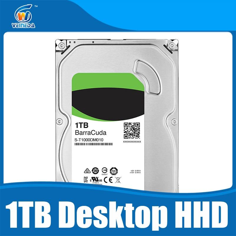 HDD Hard Disk Drive 3.51TB 64mb 7200rpm sata3 1000DM003 For CCTV Desktop 2 Years Warranty