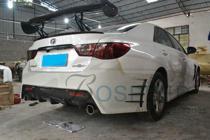 Fit for Chevrolet Cruze LANCER Honda Civic MAZDA 3 Lingyue Hatchback GT UNIVERSAL carbon fiber ...