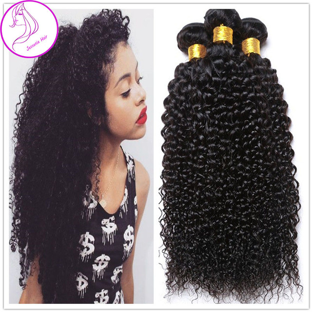 Brazilian Deep Curly Hair Weave Vocaloid Cosplay Bangs Hair Curly