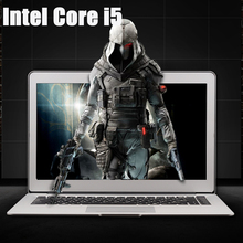 13.3inch i5 CPU Aluminum Body 4GB RAM 128GB SSD 1920*1080P IPS Screen Windows 10 System Fast Boot Laptop Notebook Computer