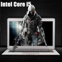 13.3inch i5 CPU Aluminum Body 4GB RAM 128GB SSD 1920*1080P IPS Screen Windows 10 System Fast Boot Laptop Notebook Computer