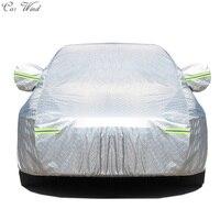 Car Wind Custom Oxford Waterproof Thicken Case For BMW Toyota Car Sunshade Snow Protection Dustproof Rainproof