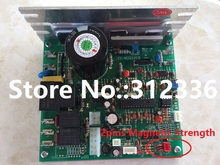 цены Free Shipping Motor Controller magnetic strength SHUA BROTHER OMA YIJIAN treadmill board driver control IC board