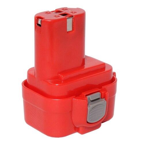 power tool battery for Makit 9.6vA 2500mAh,192595-8,192596-6,192534-A,192638-6,192697-A,9100,9101,9120,9122,638344-4-2,PA09