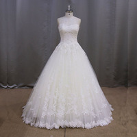 2016 Greek Style Charming Lace Illusion Beaded Off Shoulder Sweetheart Ball Gown Vintage Wedding Dresses Vestidos