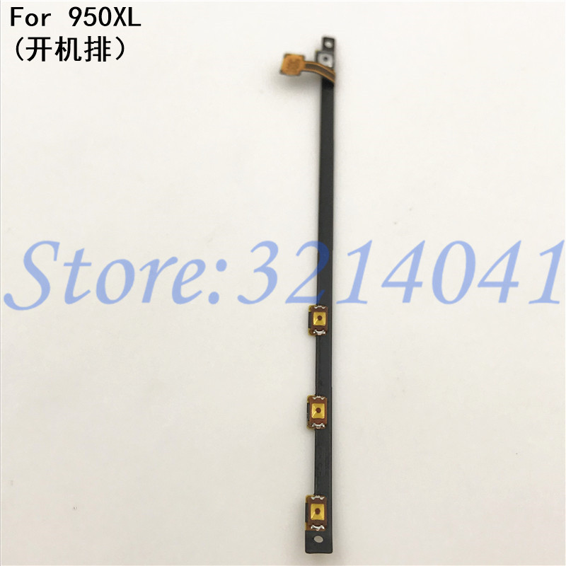 Power Button On Off Flex Cable For Lumia 950XL Nokia Volume Button Switch Connector Flex Cable Ribbon Parts image