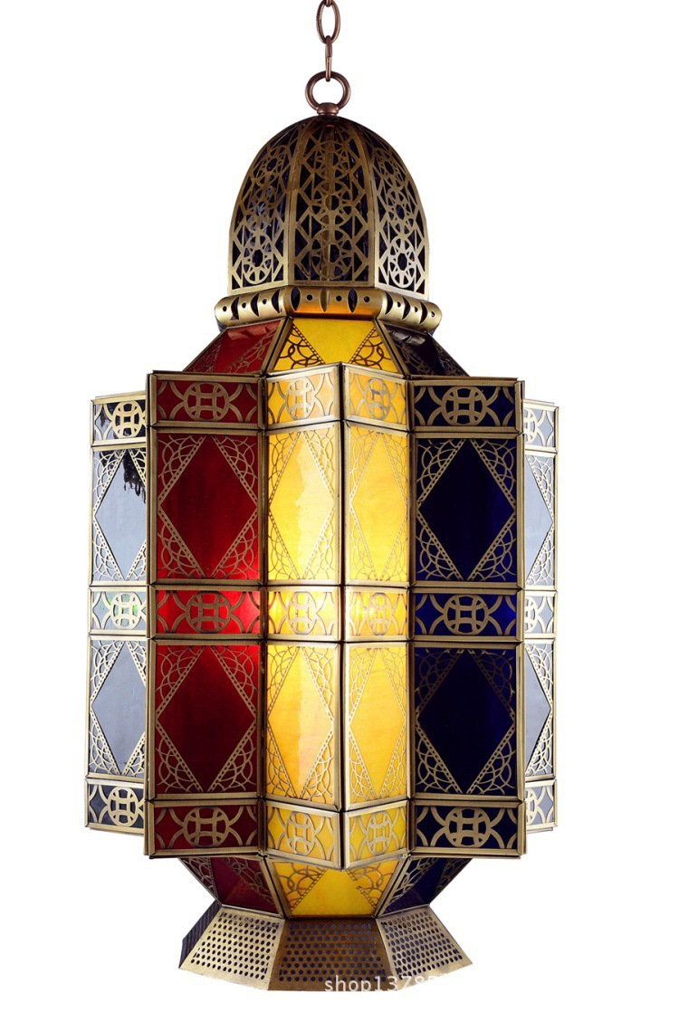 Online kopen wholesale stain glas lamp uit china stain glas lamp ...