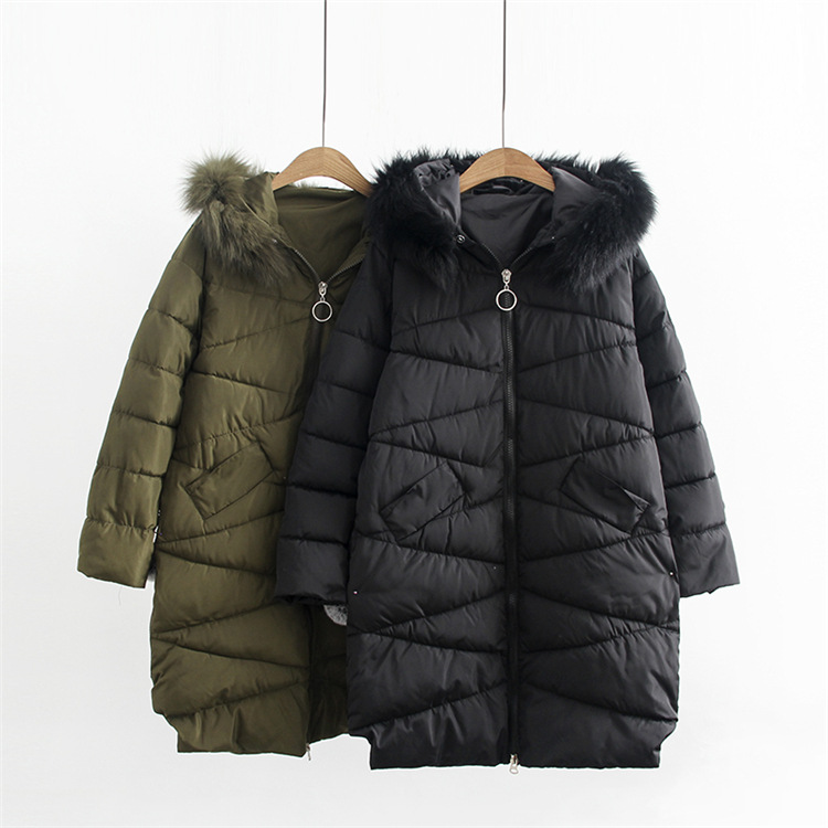 Aliexpress.com : Buy 2018 Women's Winter Coat Really Fur