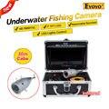"""Frete grátis! Professional Fish Finder IR Câmera De Vídeo Subaquático 7 """"Color TFT LCD & 30 m Cabo"""