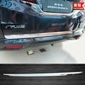 ЗАДНИЙ БАГАЖНИК ЗАГРУЗКИ БАГАЖНИКА ДВЕРИ КРЫШКА TRIM МОЛДИНГ Багажника крышка Накладка Для Honda Odyssey 2015 2016 новых автомобилей укладка 1 шт./компл.