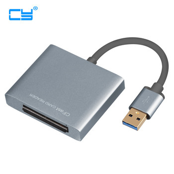 Professional USB 3.0 to CFast Card CFast 2.0 USB 3.0 Reader Writer Slot Adapter High Speed 5Gbps