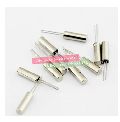 Enthusiastic New Original 1000pcs 2*6 Mm 206 12mhz 32.768k 12m 32.768khz 12 2x6 32.768 Khz Mhz Crystal Cylender 2mm*6mm Dip Ic Active Components