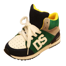 2015child sport shoes running shoes male child spring female children shoes pedal snearkers
