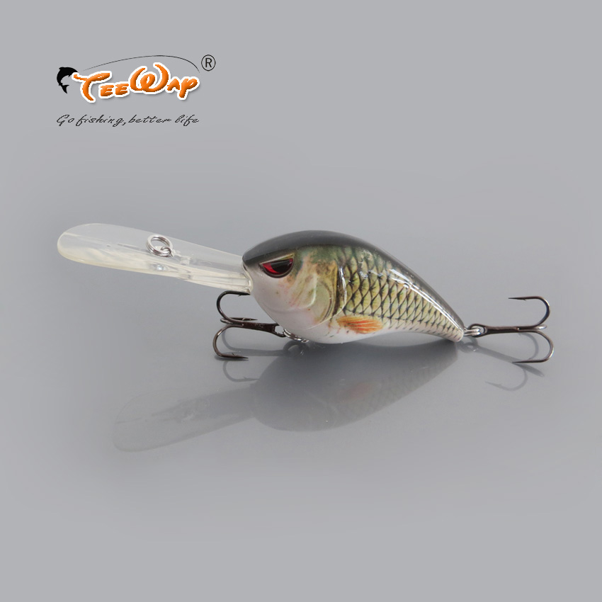 New Product Fishing Lure 13cm 28g Deep Crankbait Artificial Bait Bass Fish Hook Fishing Tackle Fishing Wobblers Hard Bait