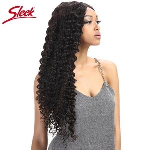 Image 5 - 洗練されたブラジルバンドル毛 10 に 28 インチエクステンション人毛の束 3 または 4 バンドル購入することができなしの Remy 毛