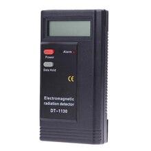 ЖК-цифровой детектор электромагнитного излучения EMF метр Дозиметр Тестер инструмент