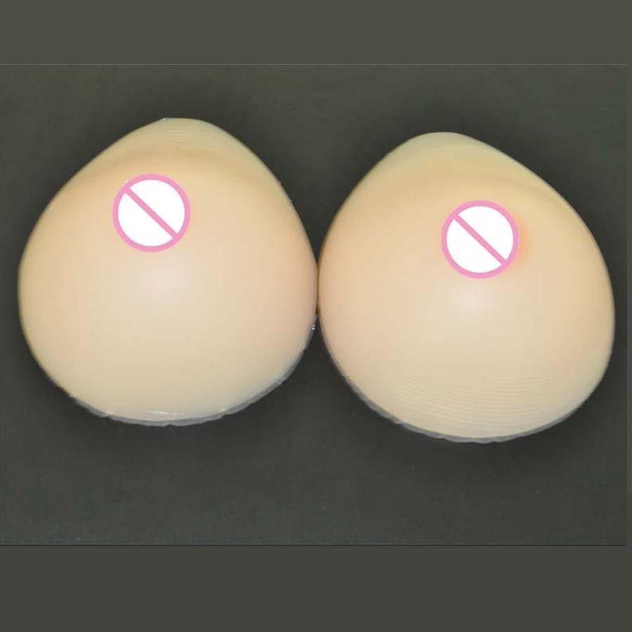1 pair 800g 36C Cup ivita silicone breast prosthesis Artificial Boobs Tits for vagina transgender Bra pads crossdresser vagina цены