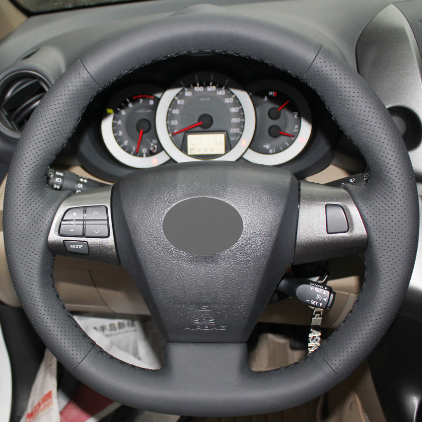 toyota steering wheel cover promotion shop for promotional toyota steering wheel cover on. Black Bedroom Furniture Sets. Home Design Ideas