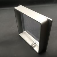 Funssor aluminum alloy Resin Tank with FEP Film resin tank For DIY Form 1 SLA DLP 3D printer