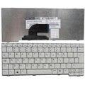 Blanco nueva inglés ui sustituya teclado del ordenador portátil para acer aspire asone ZG5 D250 AOA150 AOD150 523 H ZG8 kav60 Aspire one AO530 P531H