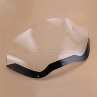 High Quality ABS Plastic 36 77 Wave Windscreen Windshield For Harley Touring 1998 2013 Clear D25