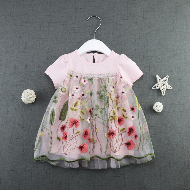 Baby Dress Infant Dresses...