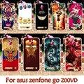 TPU Plastic Plastic Case For Asus Z00VD For Asus ZenFone Go ZC500TG zenfone Go Z00VD GoZ00VD 5.0 inch Case Cover Shell housing