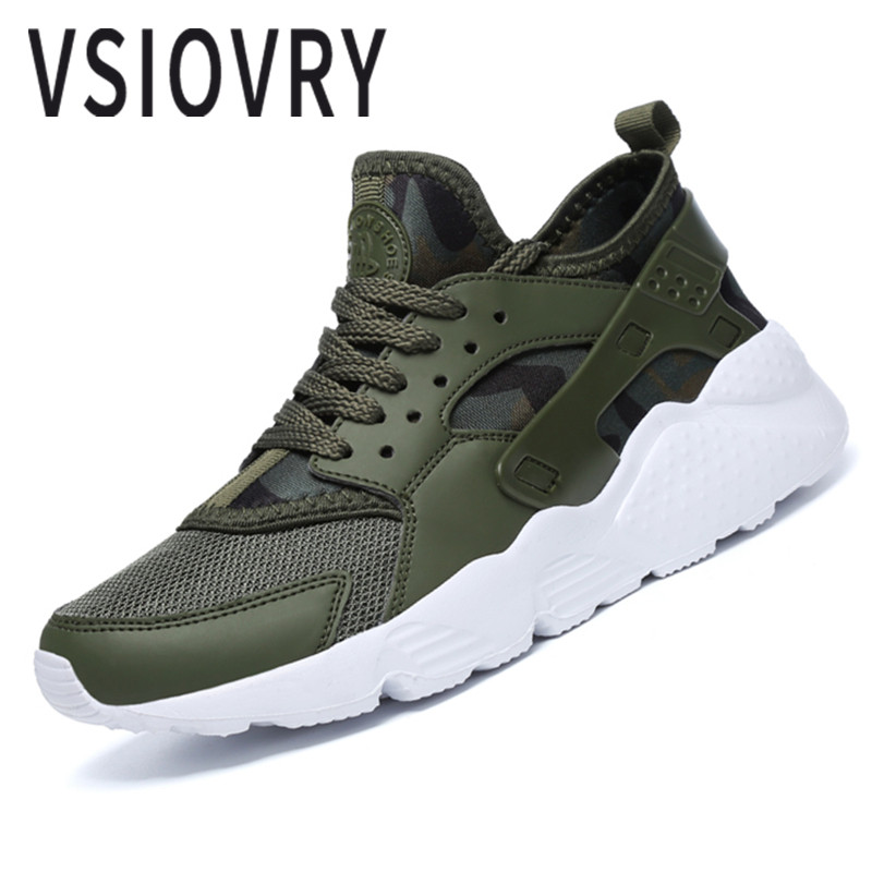 VSIOVRY Summer Men Sneakers Big Size 35-47 Breathable Soft Running Shoes For Women Outdoor Trainers Unisex Sport Shoes Krasovki