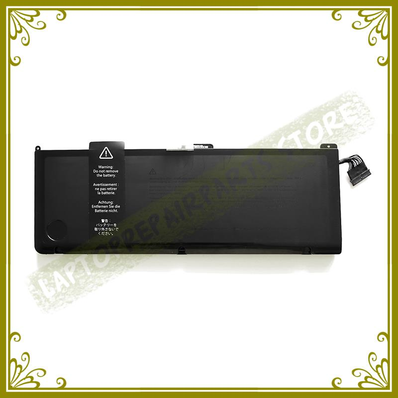 Original New 17 Inch Laptop A1297 Battery A1309 For Apple Macbook PRO A1309 Battery A1297 2009 Year 10.95V 95WH Replacement sztwdone original a1494 laptop battery for apple macbook pro 15 inch a1398 2013 year me293 me294 11 26v 95wh 8440mah