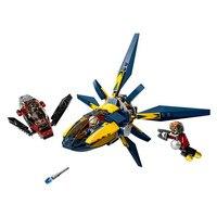 Lepin Guardians Of Galaxy Super Heroes Avengers Marvel Building Blocks Bricks Toys Compatible Legoe