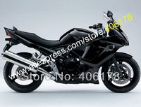 Hot Sales,For Suzuki GSXF 650 GSXF650 08 09 10 11 12 13 GSX650F GSX 650F 2008 2009 2010 2011 2012 2013 All Black Fairing Set