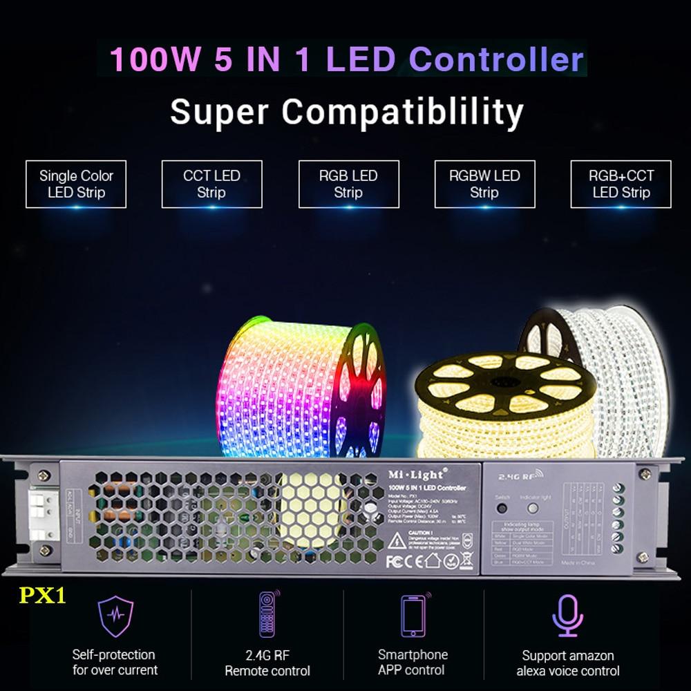 24V ב חכם LED