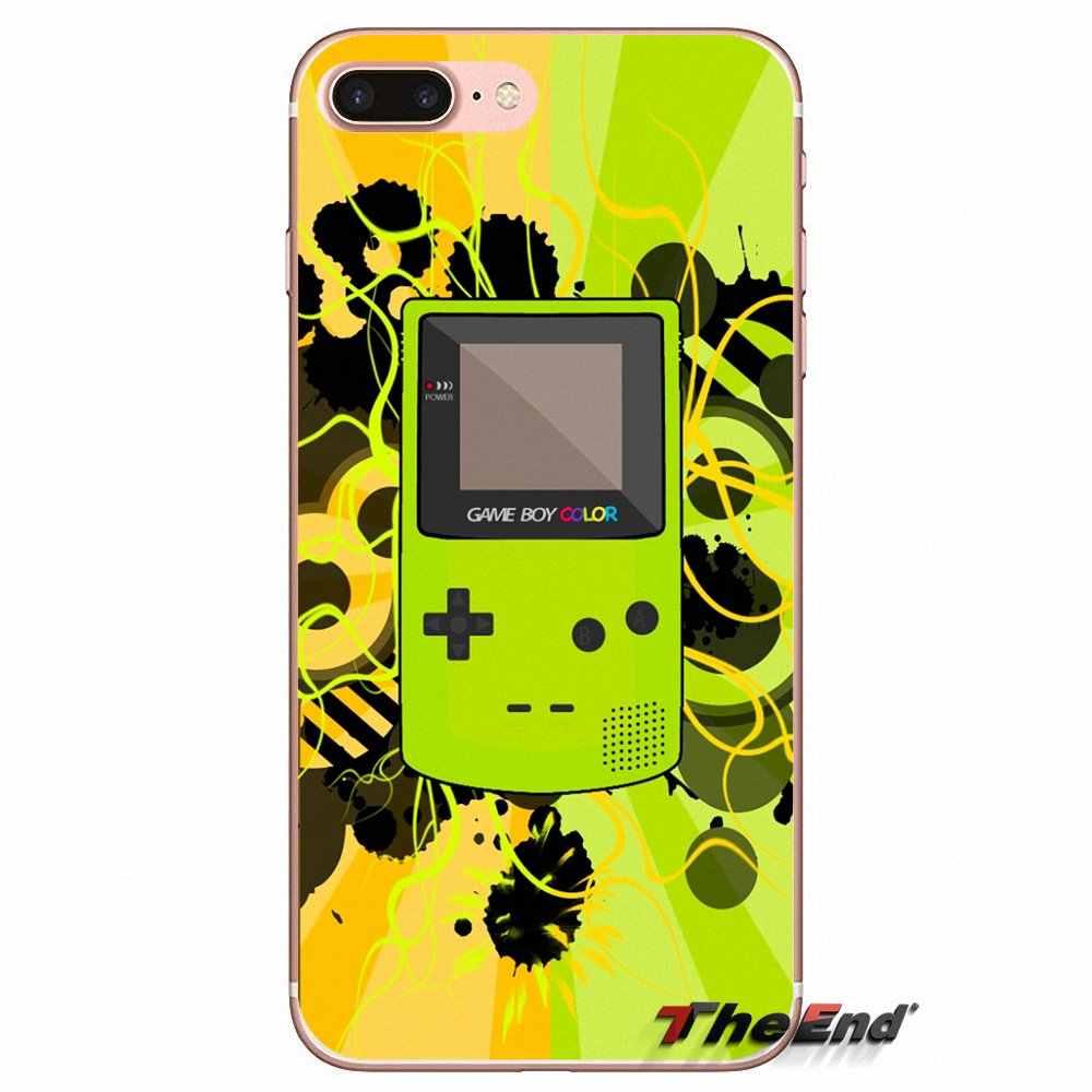 Gameboy Game Boy PSP Game Box Pokemon Case For Huawei P Smart Y6 Pro P8 P9  P10 Nova P20 Lite Pro Mini 2017 SLA-L02 SLA-L22 2i