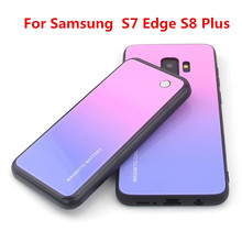 Wireless Magnetic Battery Charging Case  5000mAh For Samsung Galaxy S7 Edge S8 Plus Power Case Portable Power Bank Case