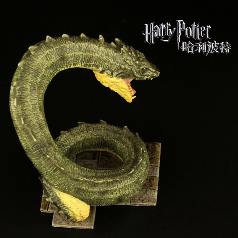 2017 Noble Collection Latest Version Harry Potter Basilisk Collection Model Toy Indoor Car Hot