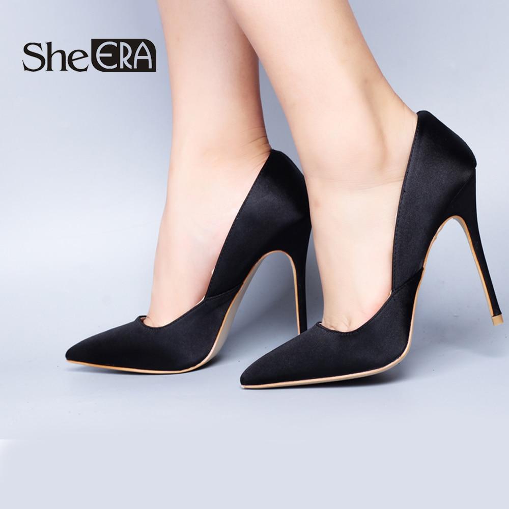 High Heels Wedding Shoe