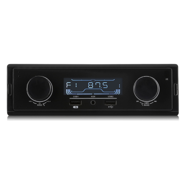 Car Stereo MP3 Player Bluetooth Car K503 Autoradio With FM Radio Tuner Support SB Charging AUX Input Receiver