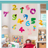 Arabic Numbers Wall Sticker For Kids Rooms Eraly Education Cuteself Adhesive Wallpaper Mural Removable On The