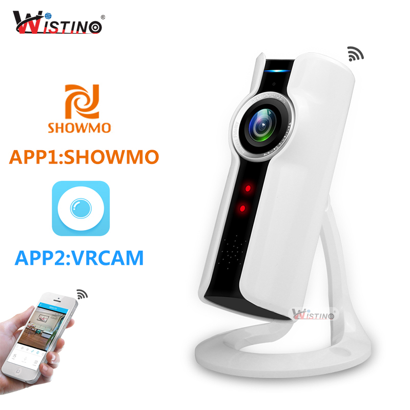 Wistino 1080P Wireless Baby Monitor IP Camera WIFI IR Night Vision Smart Home Mini Cameras 960P Security Audio Video Recoder P2P howell wireless security hd 960p wifi ip camera p2p pan tilt motion detection video baby monitor 2 way audio and ir night vision