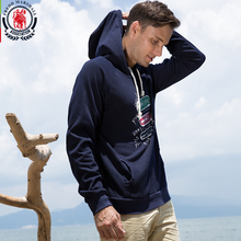 Men's Hoodie Fashion Casual Men Hooded Jacket Mens Winter Thick Coat Casual Jackts Men Fleece Sweatshirts Plus Size 72(China)