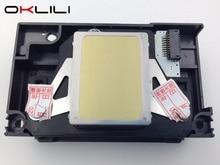 F173050 f173030 f173060 cabezal de impresión del cabezal de impresión para epson 1390 1400 1410 1430 R380 R390 de R270 R260 R265 R360 R380 R390 RX580 RX590