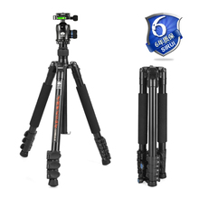 Sirui ET-2004 SLR Camera Tripod Kit Ball Head For DSLR Cameras Professional Camera Tripod Video Tripod/DSLR Tripod ET2004+K20X mefoto classic aluminum roadtrip travel tripod monopod kit professional tripod for slr dslr camera