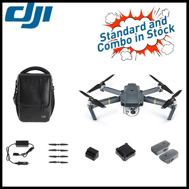 In Stock DJI Mavic Pro RC Quadcopter 4K HD Camera 3 Axis Gimbal  7 KM Super Distance DJI Mavic Pro free shipping Dji mavic pro